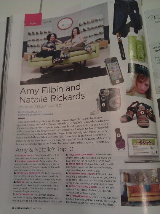 Austin Monthly May 2011 Feature
